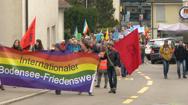Demo für Frieden