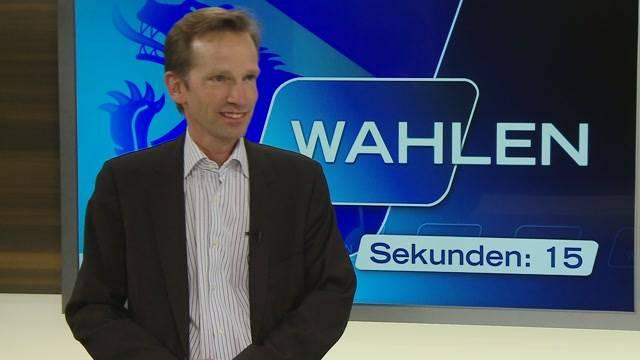 kurz & knackig: Alexandre Schmidt, FDP