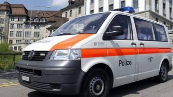 Die Stadtpolizei sperrte die Umgebung an der Röntgenstrasse grossräumig ab. (Symbolbild)