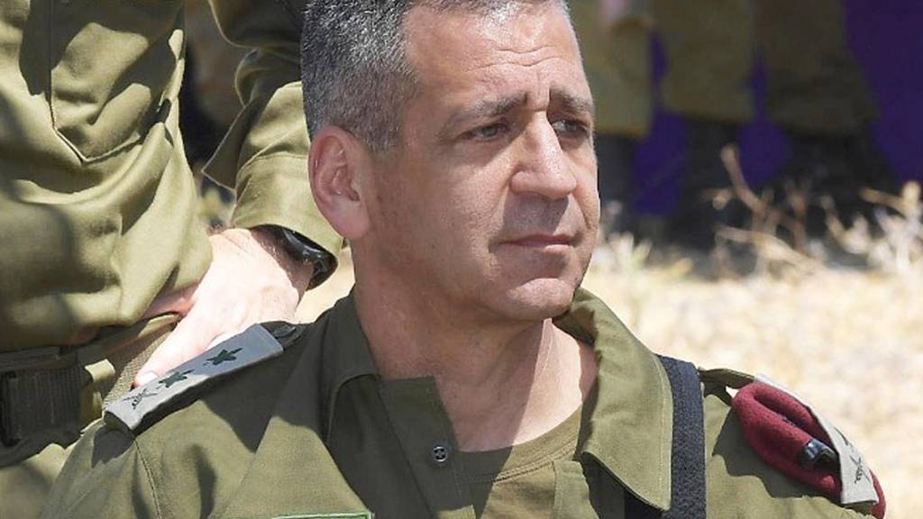 Israels Militärchef in Corona-Quarantäne