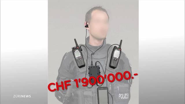 Zürcher Stapo kauft Gehörschütze für 1'900 CHF