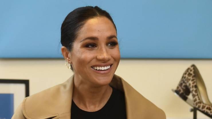 Herzogin Meghan hat unter anderem die Schirmherrschaft für die Organisation Smart Works übernommen.
