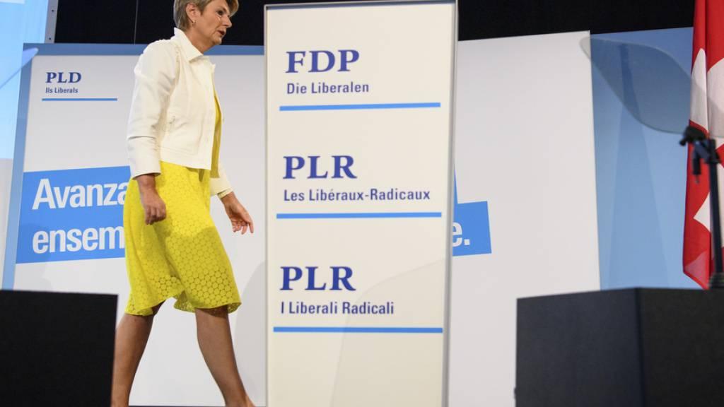 FDP sagt Ja zur «Ehe für alle» und Nein zur 99-Prozent-Initiative