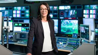 Die ungelösten technischen Probleme gehen ins Geld: Nathalie Wappler, Direktorin von Schweizer Radio  und Fernsehen.