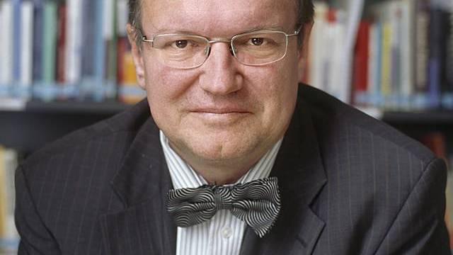 Claude Longchamp, Leiter des Forschungsinstituts gfs.bern (Archiv)