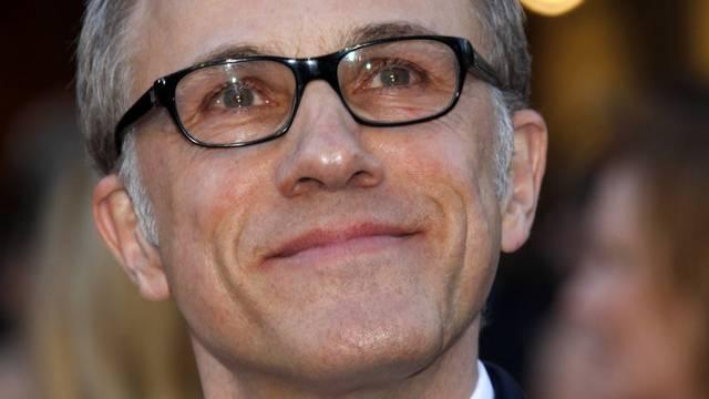 Waltz bei seiner Ankunft bei der Oscar-Verleihung