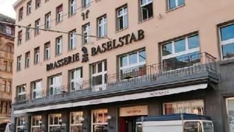 Das Mövenpick-Restaurant am Marktplatz soll nun zur Brasserie werden.