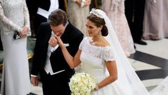 Hochzeit der schwedischen Prinzessin Madeleine und Chris O'Neill