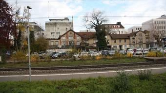 Westbahnhof Solothurn