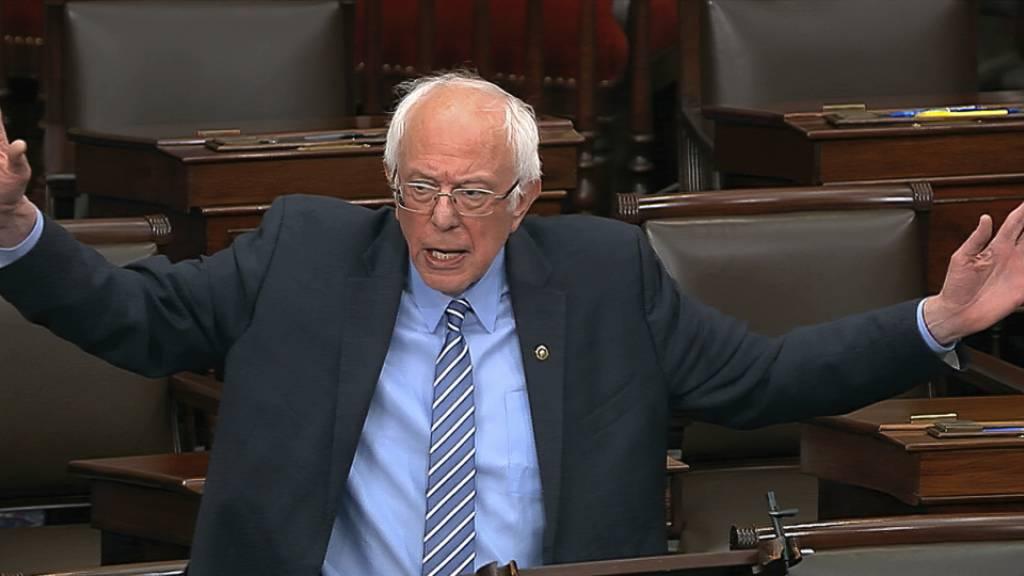 US-Demokraten im Ausland unterstützen mehrheitlich Sanders