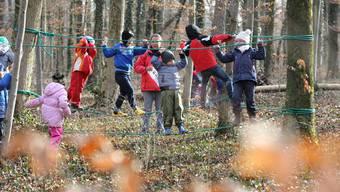 Ein Waldkindergarten sei nicht die Lösung der Schulraumproblematik, finden Schulpflege und Stadtrat.