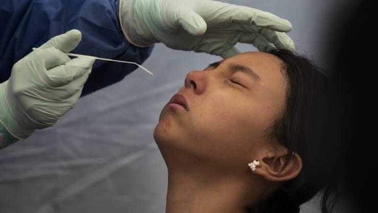 In Lateinamerika und der Karibik wütet die Corona-Pandemie derzeit heftig. (Archivbild)