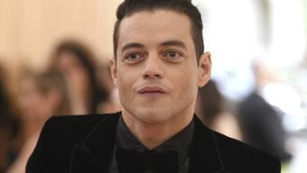Der US-Schauspieler Rami Malek ist als Bösewicht in der neuen James-Bond-Verfilmung vorgesehen. Mit seinen ägyptischen Wurzeln wollte er jedoch nicht mit einem islamistischen Terroranschlag in Verbindung gebracht werden. (Archivbild)