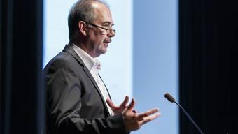 Geschäftsführer des Solothurner Lehrerverbandes: Roland Misteli.
