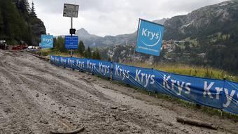 Ein Unwetter an der Tour de France bewirkt auch eine Verkürzung der Etappe vom Samstag