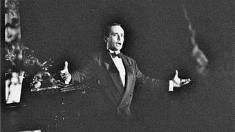 Man in Black: So begeisterte José Carreras das Solothurner Publikum 1991.
