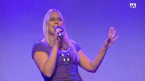 Andrea Leuenberger aus Balsthal gewinnt Karaoke-Contest an der HESO