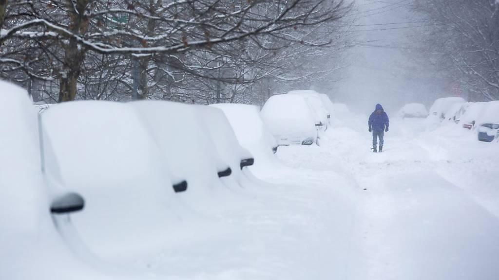 Deshalb darf der Winterdienst dein Auto abschleppen