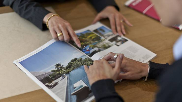 Reisebüros erzielten 2018 mehr Umsatz - Laufendes Jahr verhalten. (Archiv)