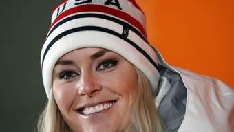 Lindsey Vonn will schon in St. Anton wieder an der Startlinie stehen