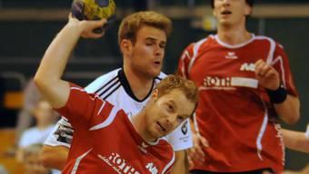 Handballmatch Solothurn - Stans