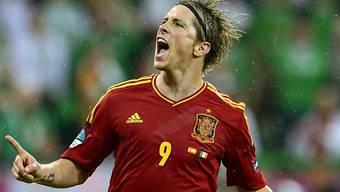 Spielt Fernando Torres von Beginn weg oder nicht?