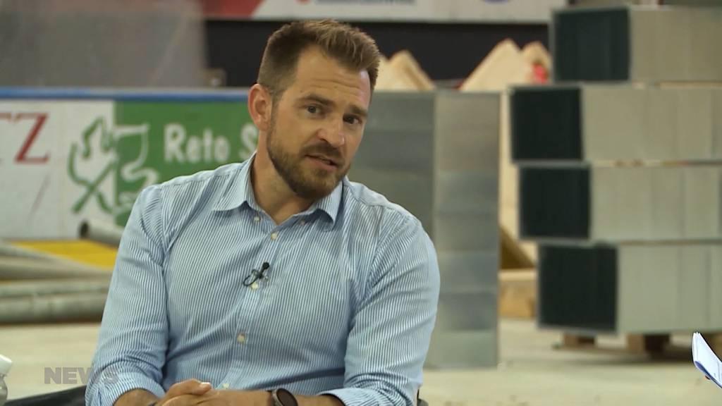 «Chief Sport Officer»: Raeto Raffainer übernimmt die neu geschaffene Stelle beim SCB
