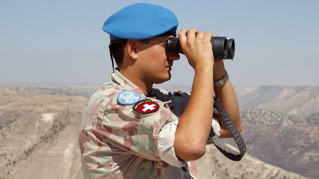 Militär-Ausbildung