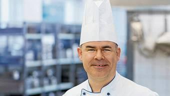 Patric Bernasconi übernimmt die Nachfolge in der Küche.