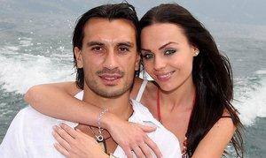Hakan Yakin und Tanja Micic