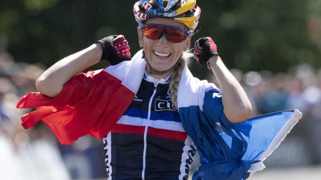 Nino Schurter Dritter im zweiten Rennen - Jolanda Neff ausgestiegen