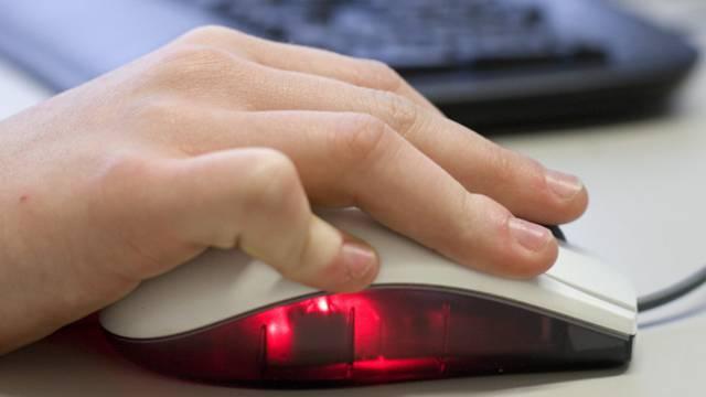 Gefährlicher Klick: Ein Russe hat seine Internetbekanntschaft aufgegessen (Symbolbild)