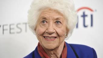 Charlotte Rae, hier im Jahr 2014, ist am 5. August 2018 im Alter von 92 Jahren gestorben. (Archiv)