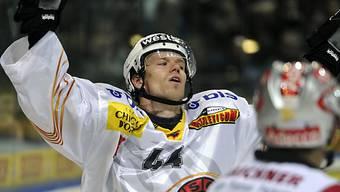 Nicklas Danielsson verlässt den SCB mit vier Toren und vier Assists