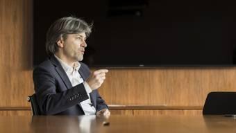 Markus Bärtschiger: Wird er am 10. Juni zum neuen Schlieremer Stadtpräsidenten gewählt?