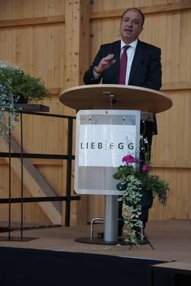 Grussbotschaft der Aargauer Regierung