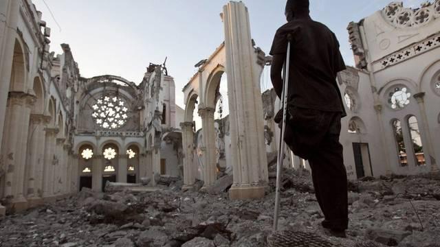 Vor einem Jahr brachte ein starkes Erdbeben Leid über Haiti