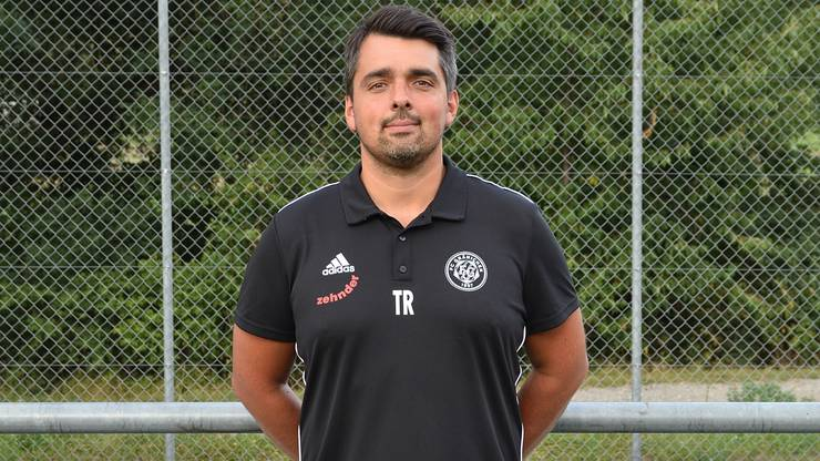 Felipe Giacomini, Trainer FC Gränichen.