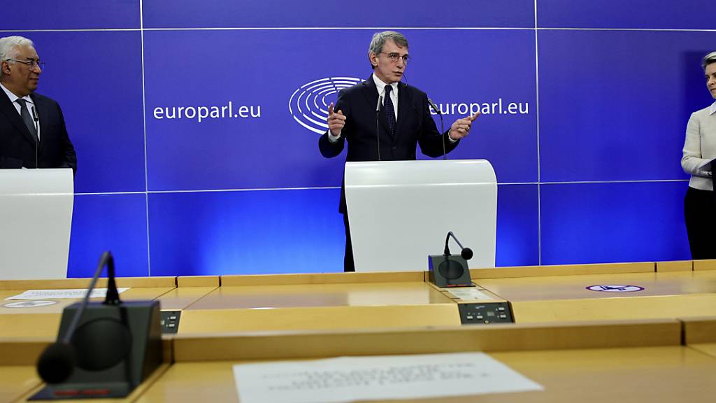 Bürgerdialog zur Zukunft Europas soll noch im März starten
