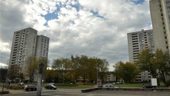 Der Wettinger Rathausplatz böte viel Platz für die Verwaltung einer fusionierten Gemeinde Baden-Wettingen.