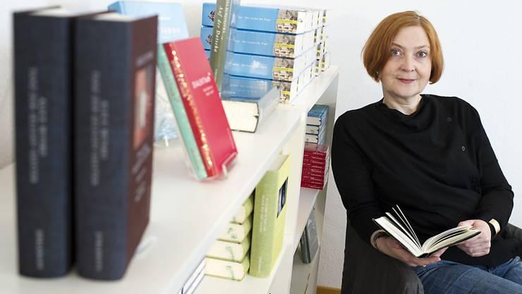 Dörlemann, der von Sabine Dörlemann gegründete Verlag, wird als einer der Schweizer Buchverlage ab 2016 von der staatlichen Förderungen profitieren. (Archiv)
