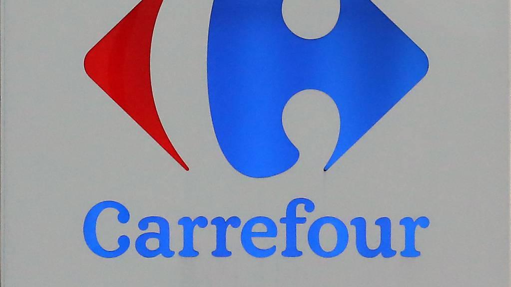 Der französische Detailhandel-Konzern Carrefour hat die Fusionsgespräche mit einem kanadischen Konkurrenten eingestellt - nunmehr will man nur noch über Kooperationen sprechen. (Archivbild)