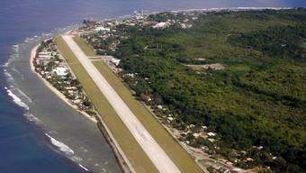 Im Auffanglanger für Asylsuchende auf der Insel Nauru (Bild) soll es Übergriffe auf Lagerinsassen gegeben haben. (Archivbild)