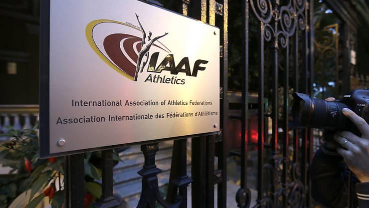 Die IAAF mit Hauptsitz in Monaco steht seit Wochen unter Druck