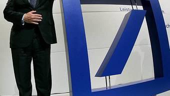 Logo der Deutschen Bank (Archiv)