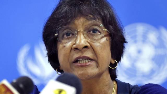 Demokratie in Sri Lanka wurde laut Pillay untergraben