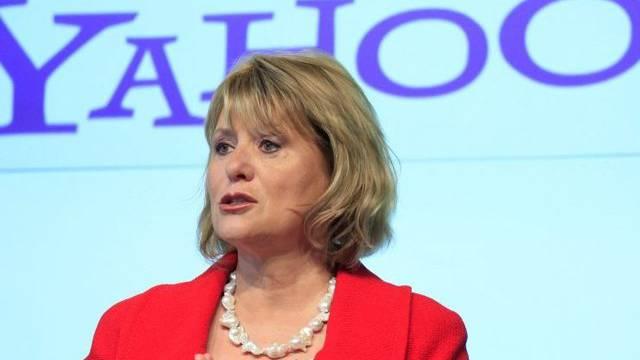 Carol Bartz noch als CEO (Archivbild von 2010)