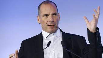Der ehemalige griechische Finanzminister Yanis Varoufakis sieht sein Land weiterhin in einer sehr schwierigen Situation. (Archivbild)