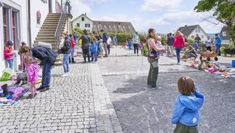 Kinderflohmarkt Weiningen 2019