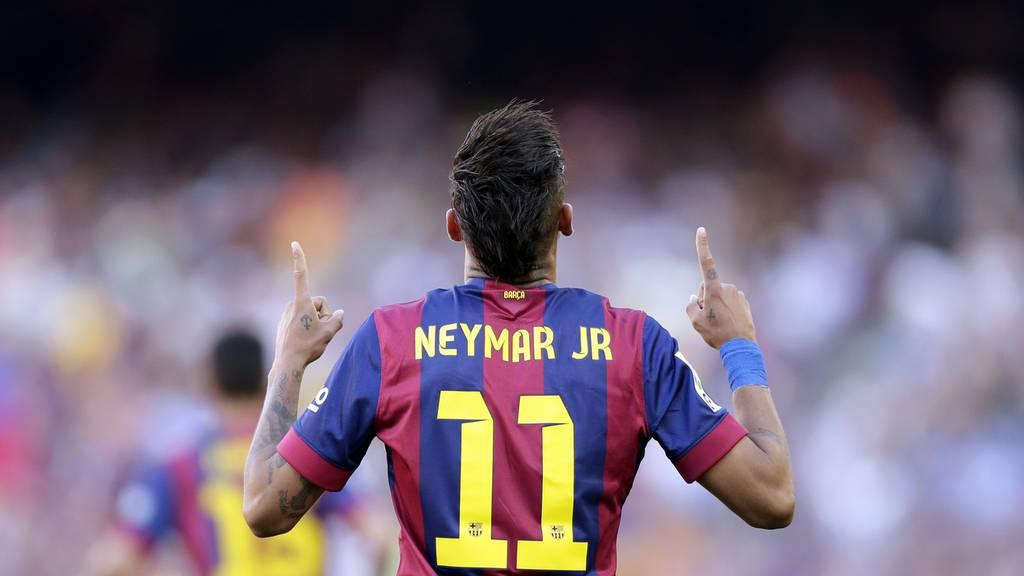 Paris im Neymar-Hype